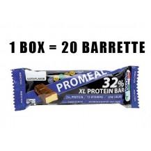 PROMEAL XL 32% BOX 20 Barrette proteiche da 75gr