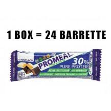 PROMEAL ZONE 40-30-30 BOX 24 BARRETTE 30% Pure protein da 50gr