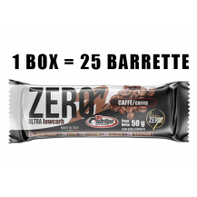 ZERO ULTRA LOWCARB BAR - BOX 25 barrette da 50 GR
