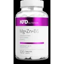 ZMA Mg + Zn + B6 120 tab