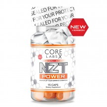 NZT POWER ENERGY BOOST 15CPS