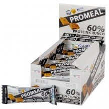 PROMEAL 60% PROTEIN CRUNCH - BARRETTA PROTEICA