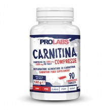 CARNITINA 1000mg. 90CPR