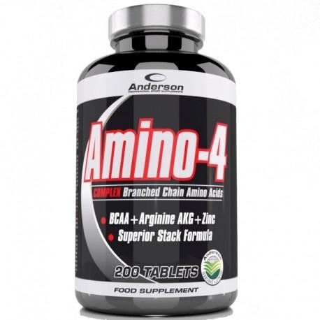 AMINO 4 200 TBS