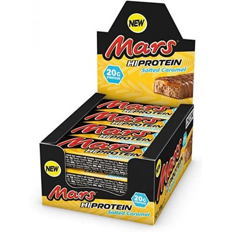 MARS HI PROTEIN BAR 12 Barrette proteiche da 59Gr