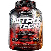 NITROTECH RIPPED PERFORMANCE SERIES  4LBS