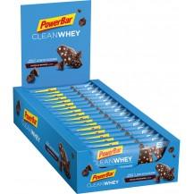 CLEAN WHEY Box da 18 Barrette proteiche da 45Gr
