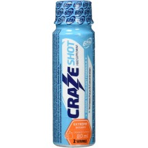 CRAZE SHOT 80ML ORANGE