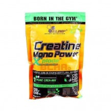 CREATINE MONO  POWDER  XPLODE - 220 GR