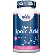 Alpha Lipoic Acid Time Release  300mg - 60tabs