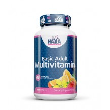 Basic Adult Multivitamin 100tabs