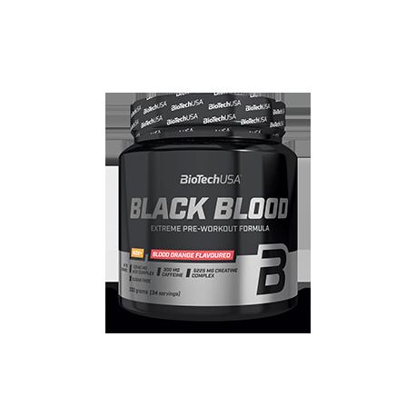 BLACK BLOOD NOX ORANGE