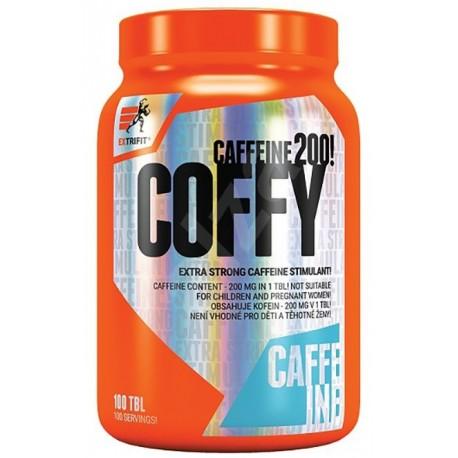 COFFY STIMULANT 200mg 100 TABS