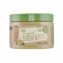 SO GOOD CASHEW BUTTER CRUNCHY 350GR