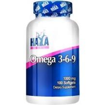 OMEGA 3-6-9 1000 MG 100 SOFTGELS