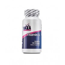 VITAMIN A 10,000 UI 100 SOFTGELS
