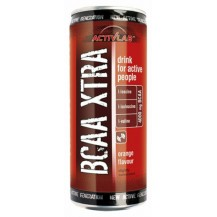 BCCA XTRA DRINK   250 ML ORANGE FLAVOR