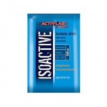 ISOACTIVE 20 SACHETS Orange