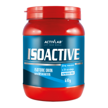 ISOACTIVE 630g LEMON