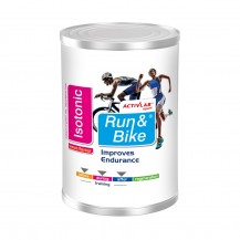 RUN & BIKE ISOTONIC 475g
