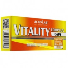 VITALITY COMPLEX 60 CAPS