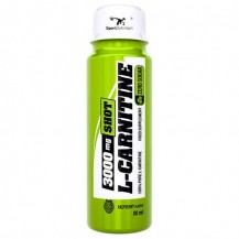 L-CARNITINE 3000 SHOT 80ML RASPBERRY