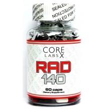 RAD 140 60 CAPS