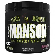 MANSON MIXED BERRY
