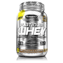 ESSENTIAL  Platinum 100% WHEY 2 LBS Milk chocolate supreme