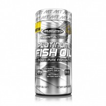 ESSENTIAL PLATINUM FISH OIL 100 CAPS