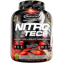NITROTECH PERFORMANCE  4 LBS Cookies and cream