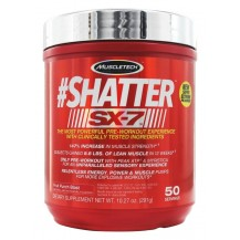 SHATTER SX-7     291g Fruit Punch Blast