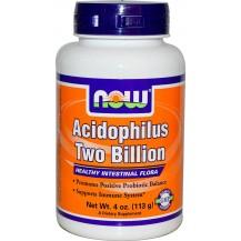 ACIDOPHILUS TWO BILLION 113 GR