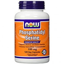 PHOSPHATIDYL SERINE WITH COLINE AND INOSITOL   60CPS