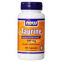 TAURINE 500mg 100 TABS