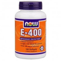 VITAMINA E  400UI   100 SOFTGEL