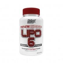LIPO 6  FAST-ACTING LIQUID CAPSULE 120 CPS