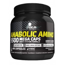 ANABOLIC AMINO 5500 MC 400 CAPS