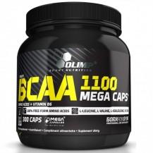 BCAA 1100 MEGA CAPS      300CPS