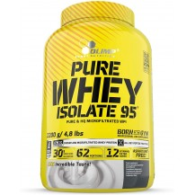 PURE WHEY ISOLATE 95 - 4,8 lbs CACAO
