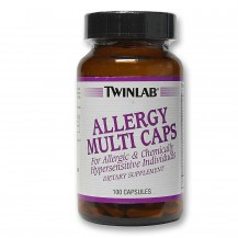 ALLERGY MULTI 100 CAPS