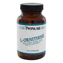 L-ORNITHINE 100CPS